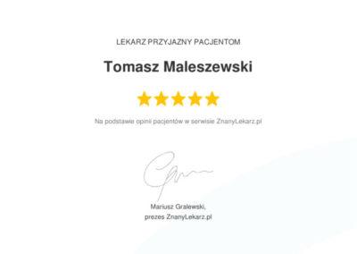 quality-certificate-Tomasz_Maleszewski